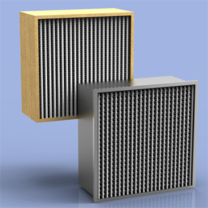 Our HEPA Grade Rigid Cell Filters